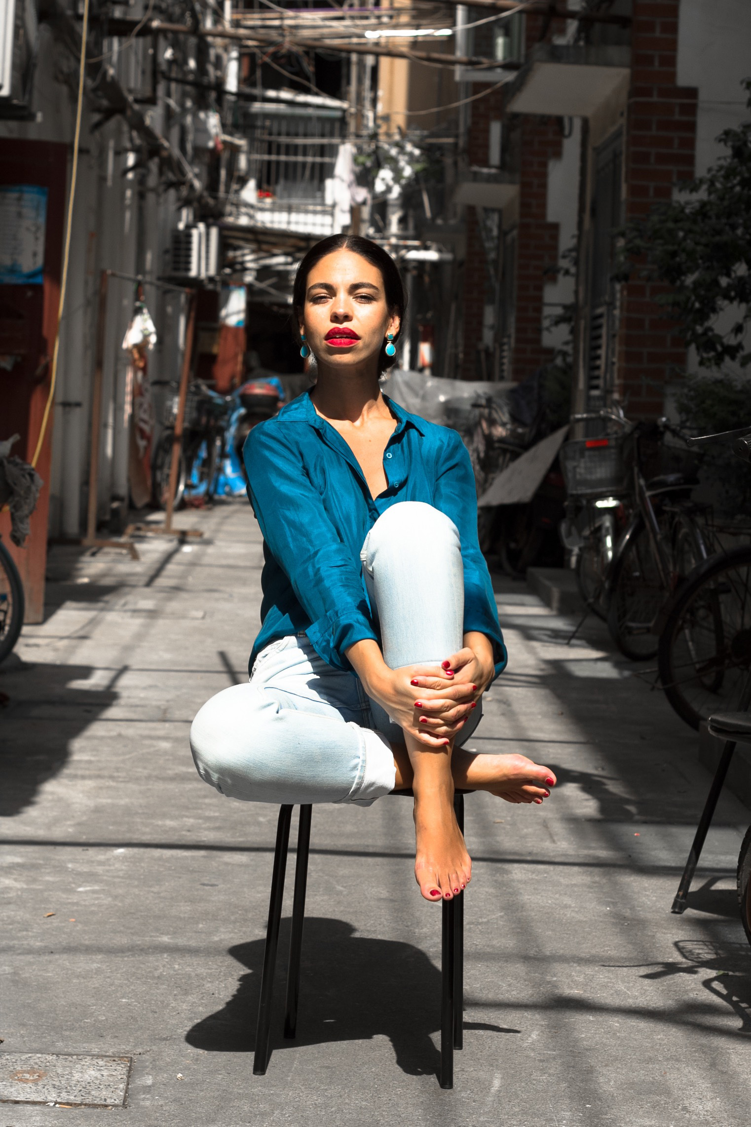 Camila Redondo. Shanghai 2016