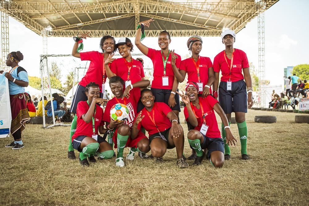 Merit Kenya Sustainable Gems - goal 5 -