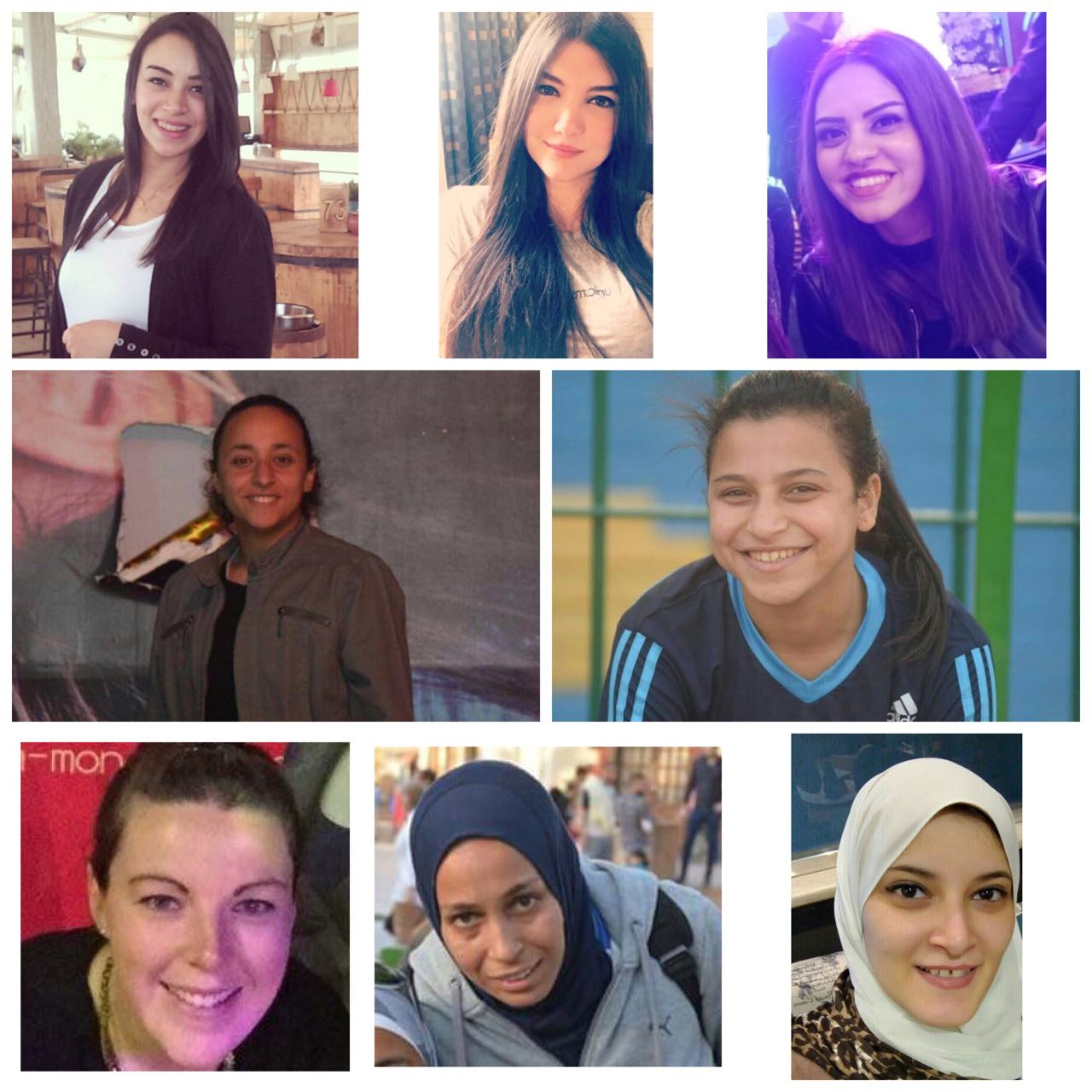 Please welcome this team who is joining us from Egypt!