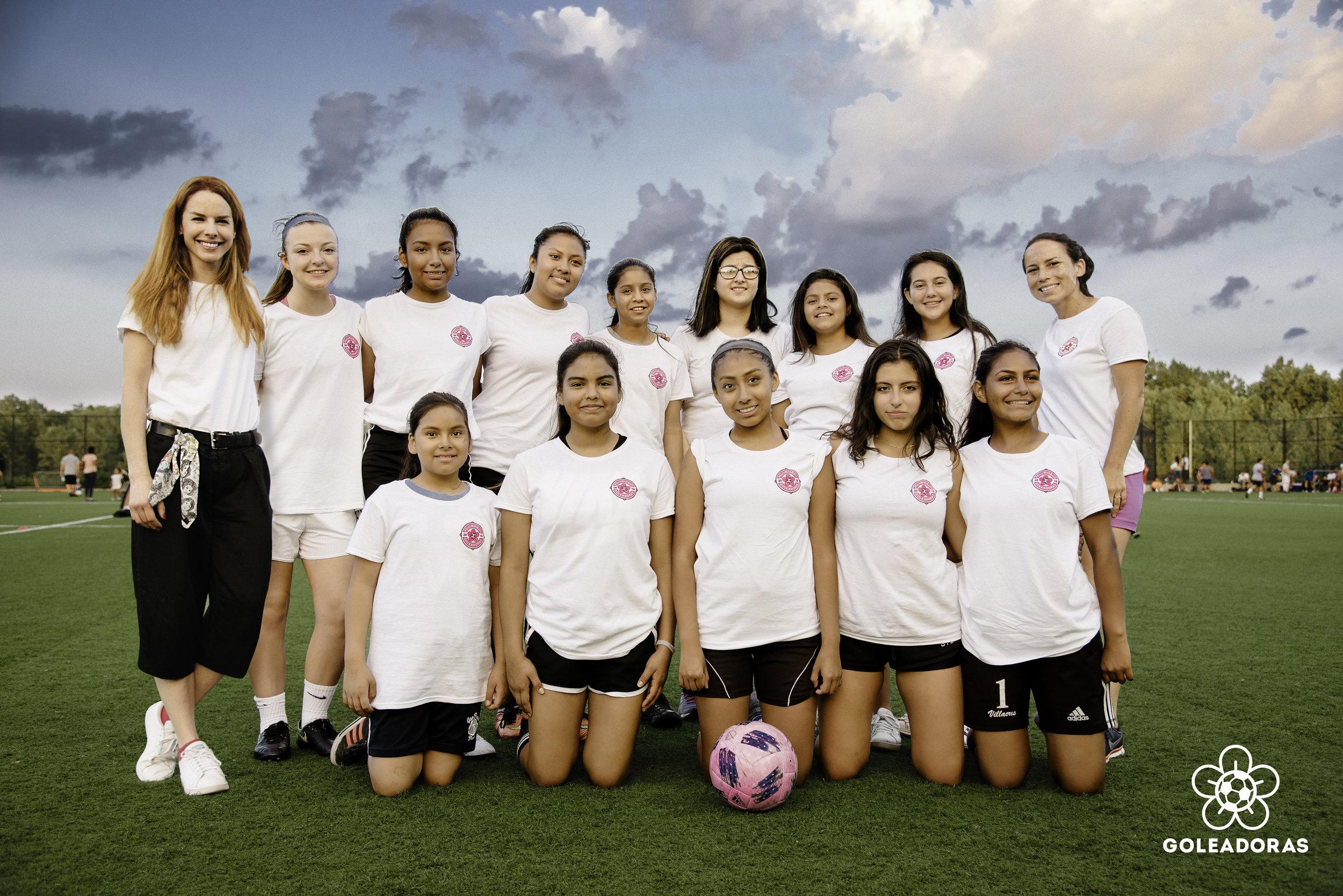 GOLEADORAS - #GIRLSWITHBALLS