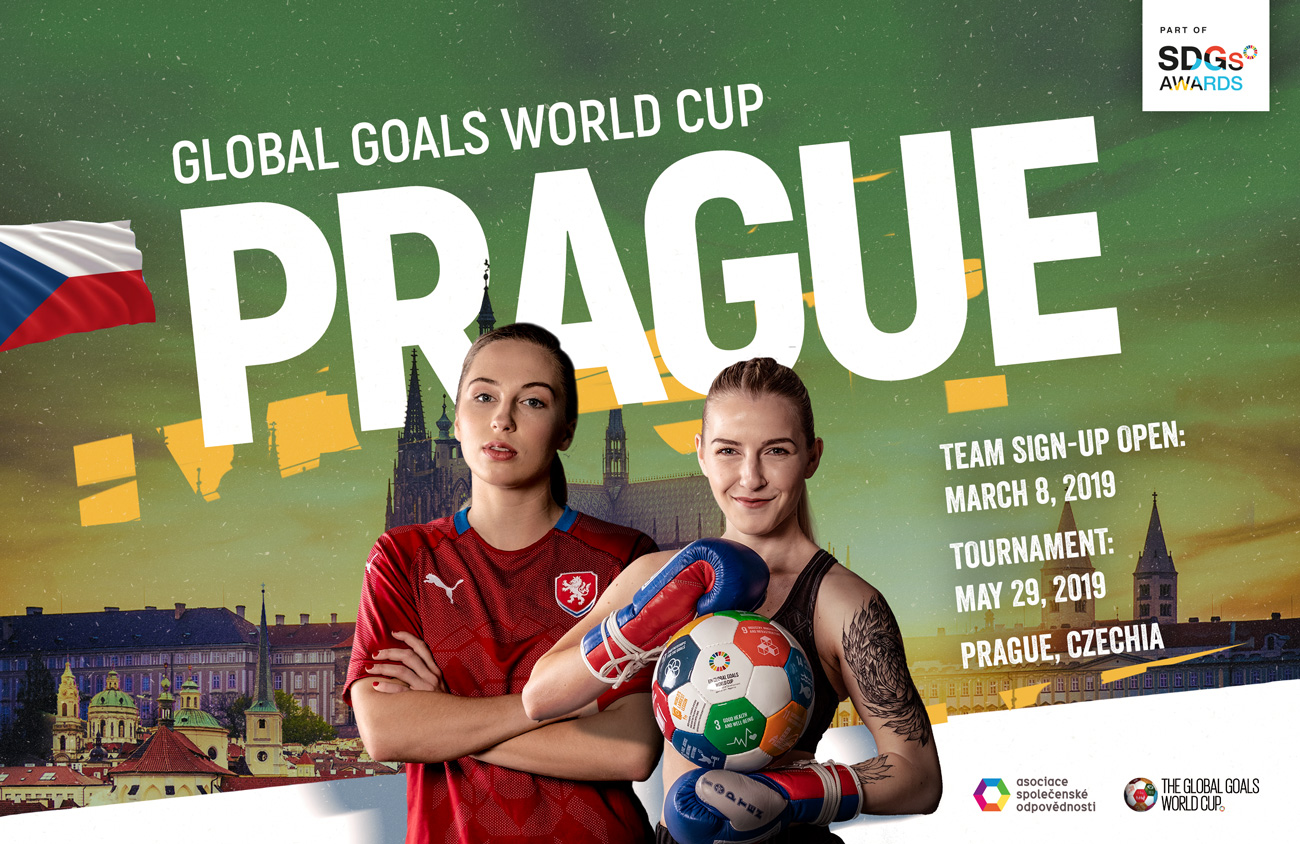 Fair Play Points World Cup 2020.Global Goals World Cup For The First Time In Czechia Ggwcup