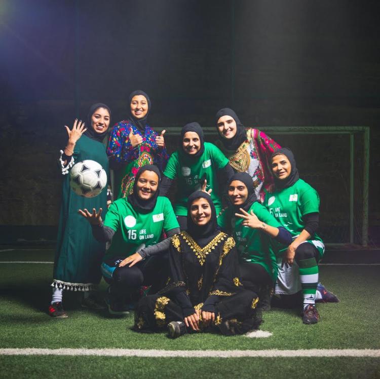 GREENS - Global Goal 15 - Lige On Land