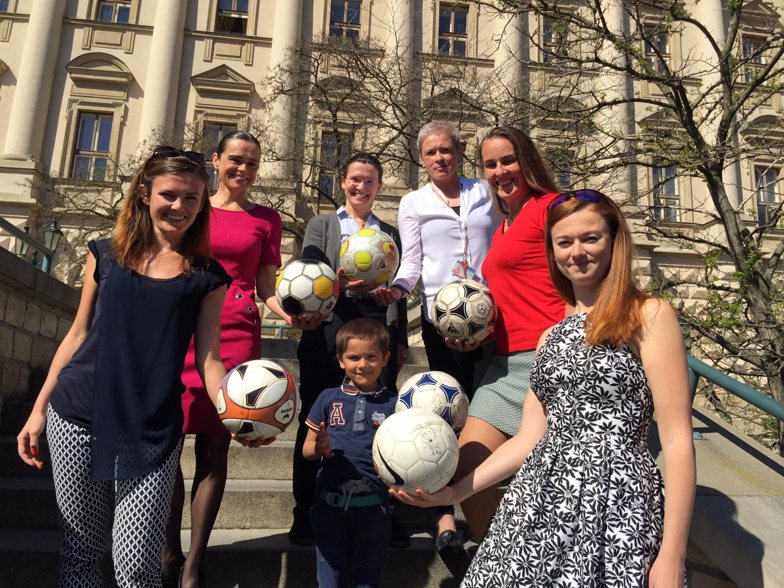 FK Lvice Černín - Global Goal 16 - Peace, Justice & Strong Institutions