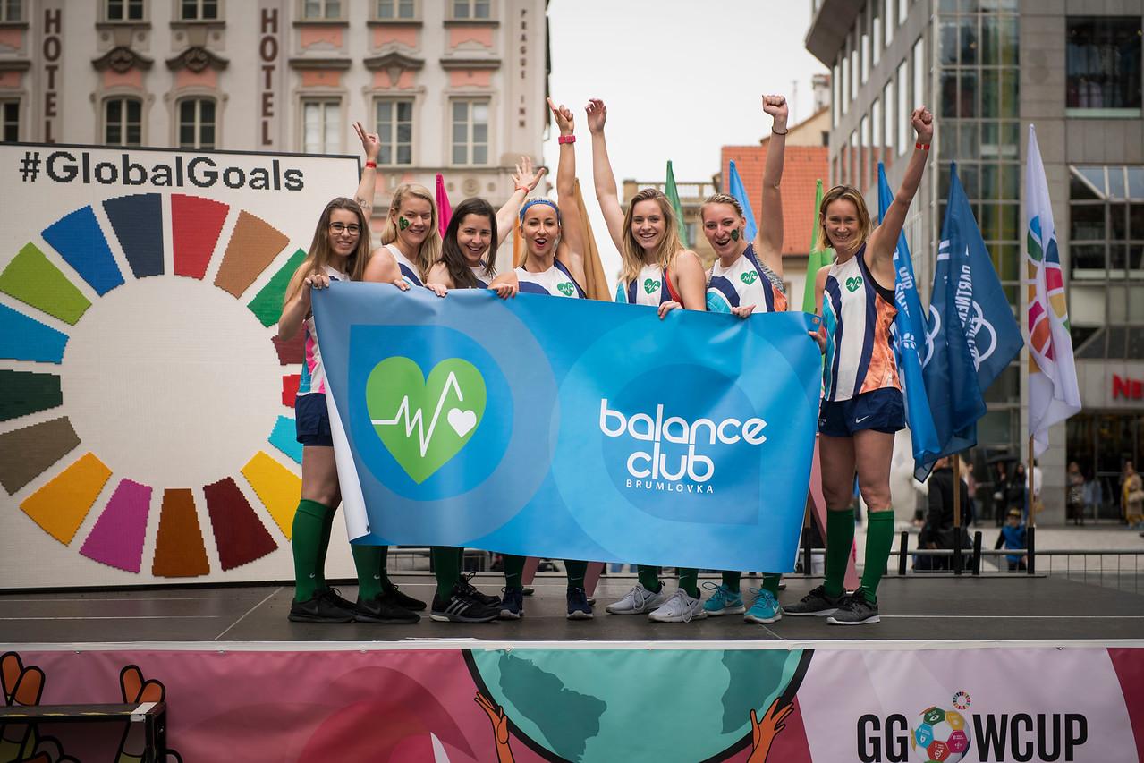 Brum[LOVE]ka / Balance Club Brumlovka - SDG 3