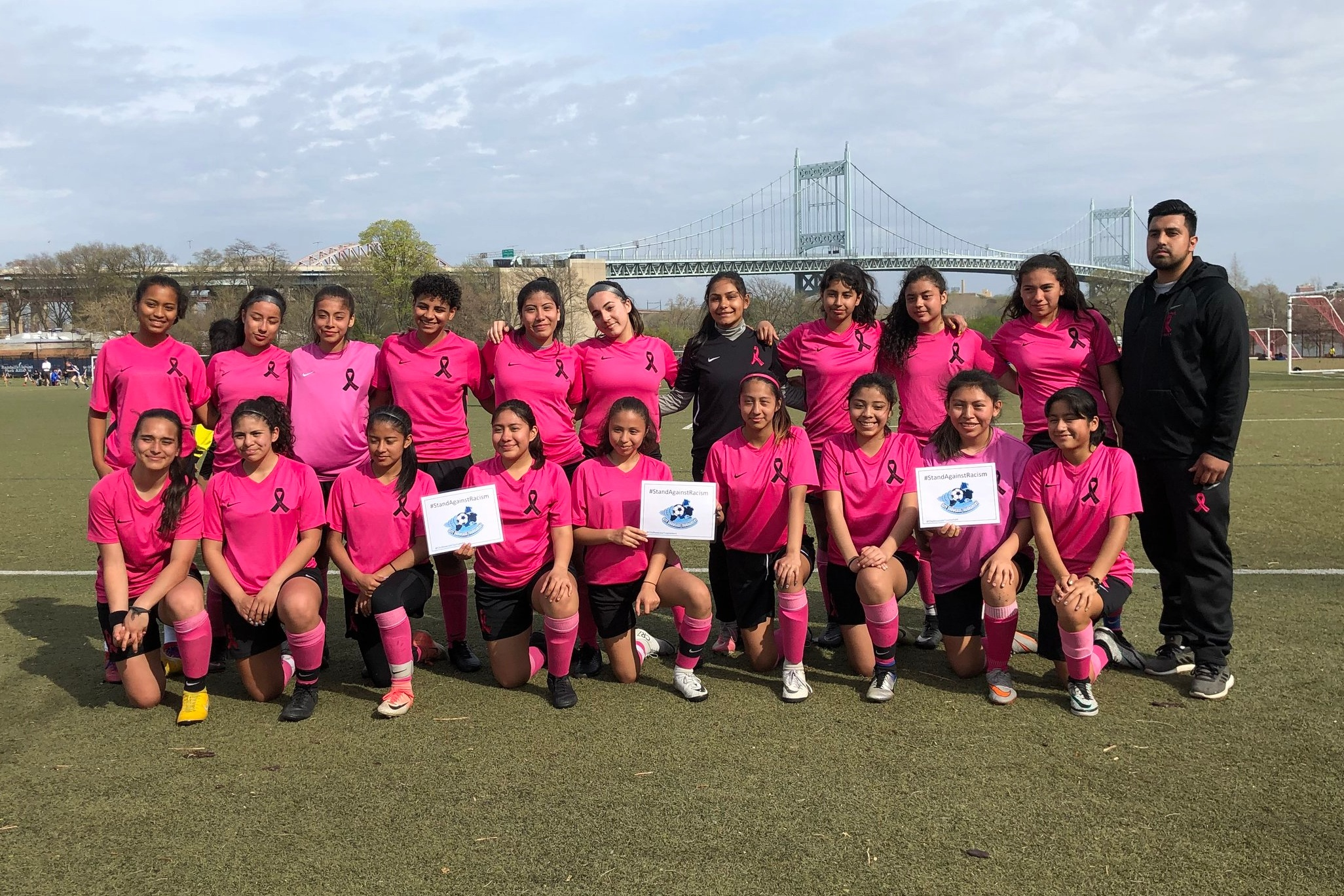 Team Chica's Girls - Global Goal 4 - Quality Education