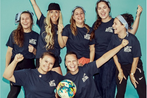 Team SAP 4 the SDGs - Global Goal 17 - Partnerships for the GoalsGGWCup Finals NYC 2019