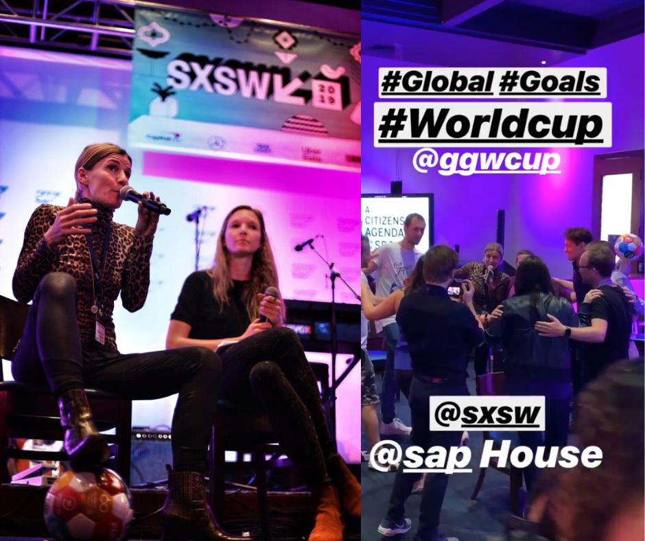 GGWCup Hack @ SXSW 2019 - March 8-11 2019 – GGWCup Hack Citizens with Sap Next-Gen @ SXSW - Austin TX, USA
