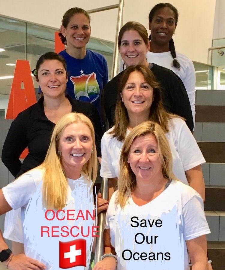 Team Long Island Spirit - Global Goal 13 - Climate Action