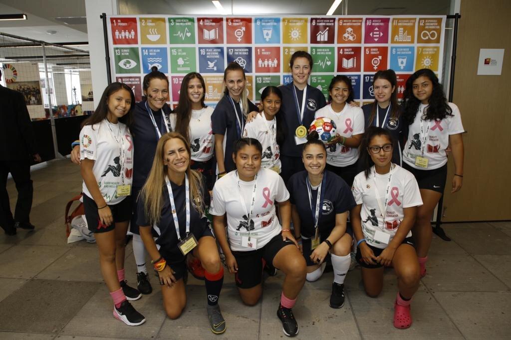 Hestia FC & Chica's Girls