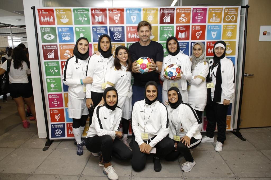 Greens - Global Goal 15