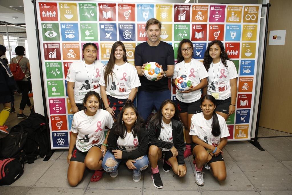 Chica's Girls - Global Goal 3 + 4