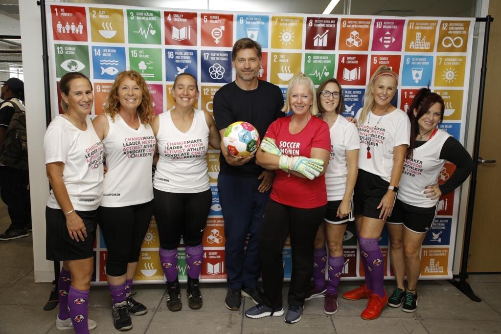 San Diego Soccer Women - Global Goal 10