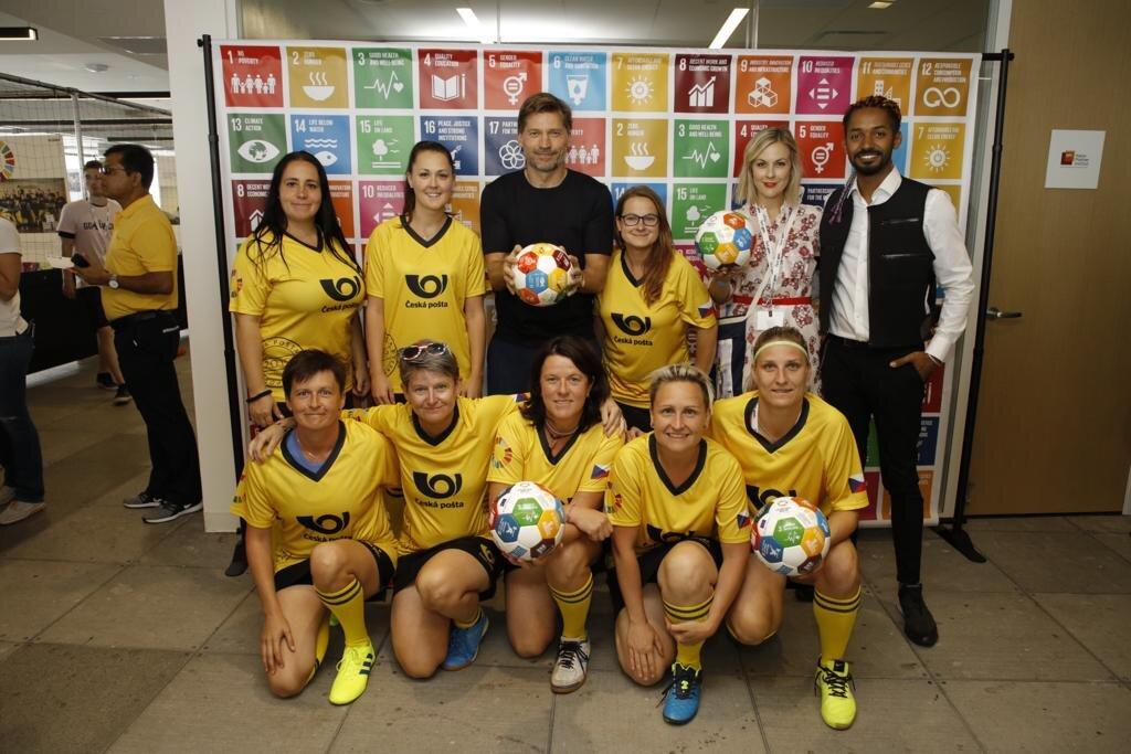 Yellow Ladies - Global Goal 3