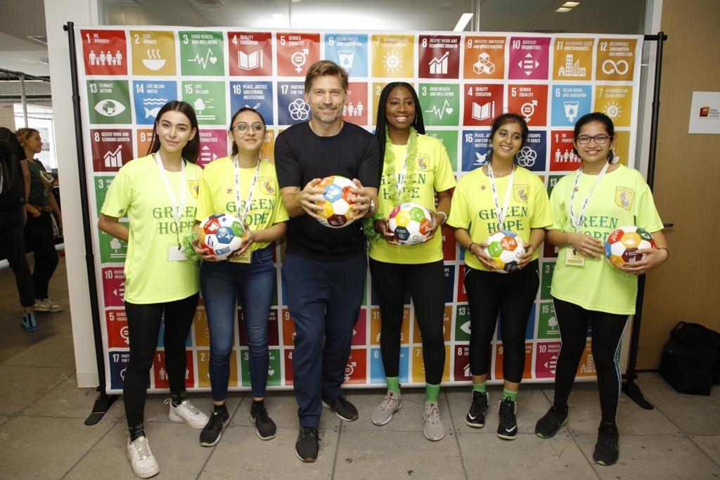 Green Hope Foundation - Global Goal 13