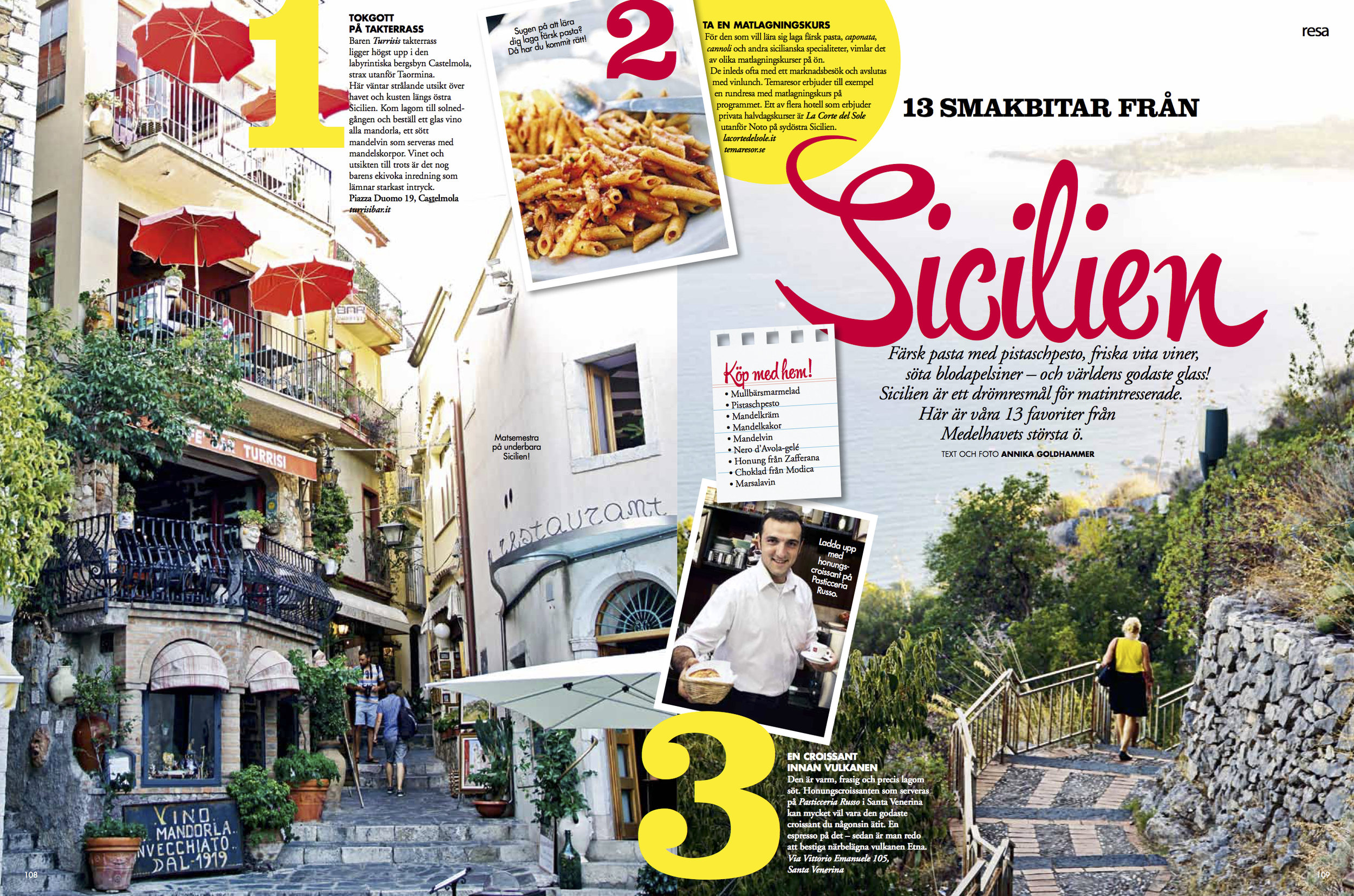 Sicilien – Elle Mat & Vin