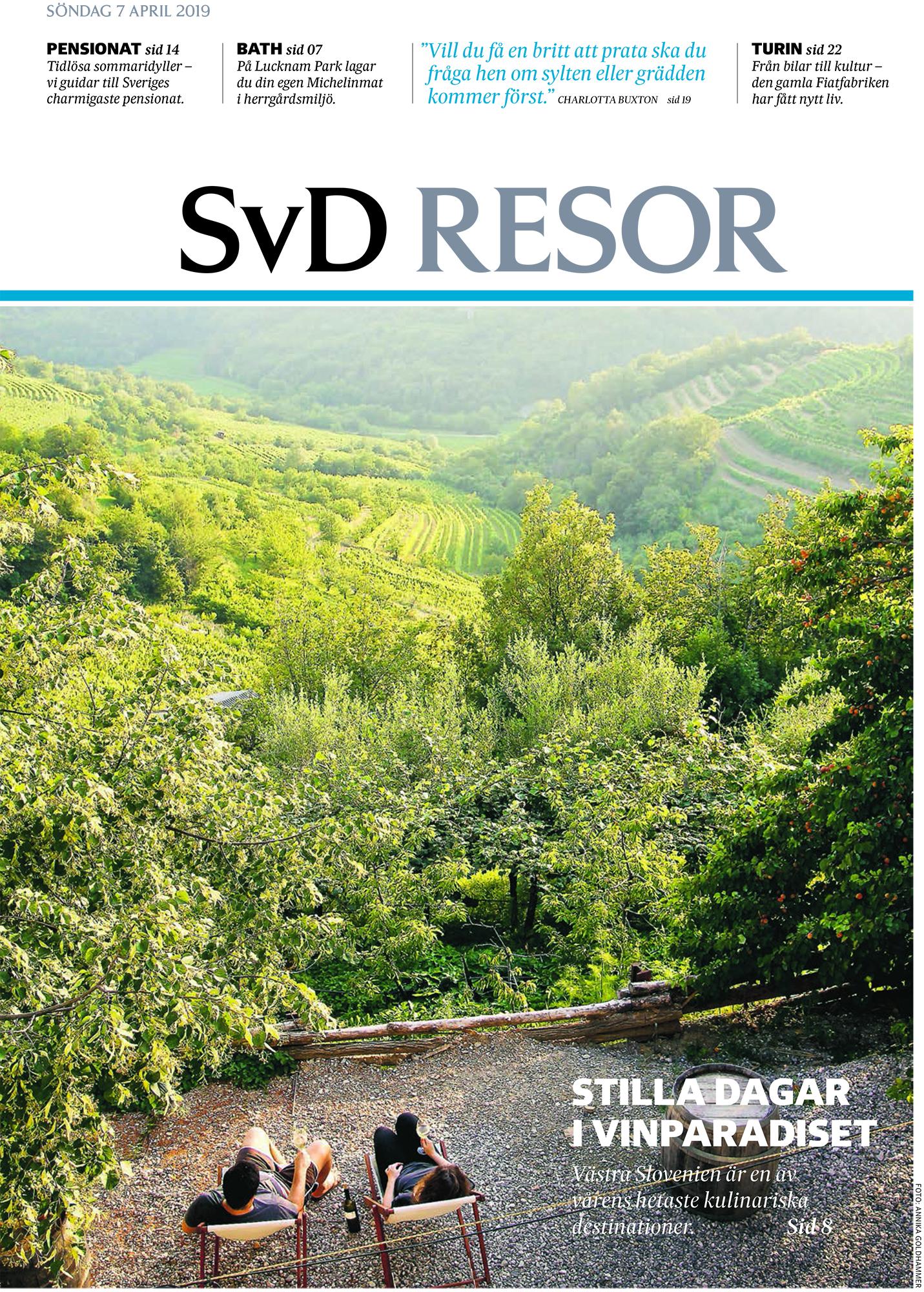 Västra Slovenien – Svenska Dagbladet
