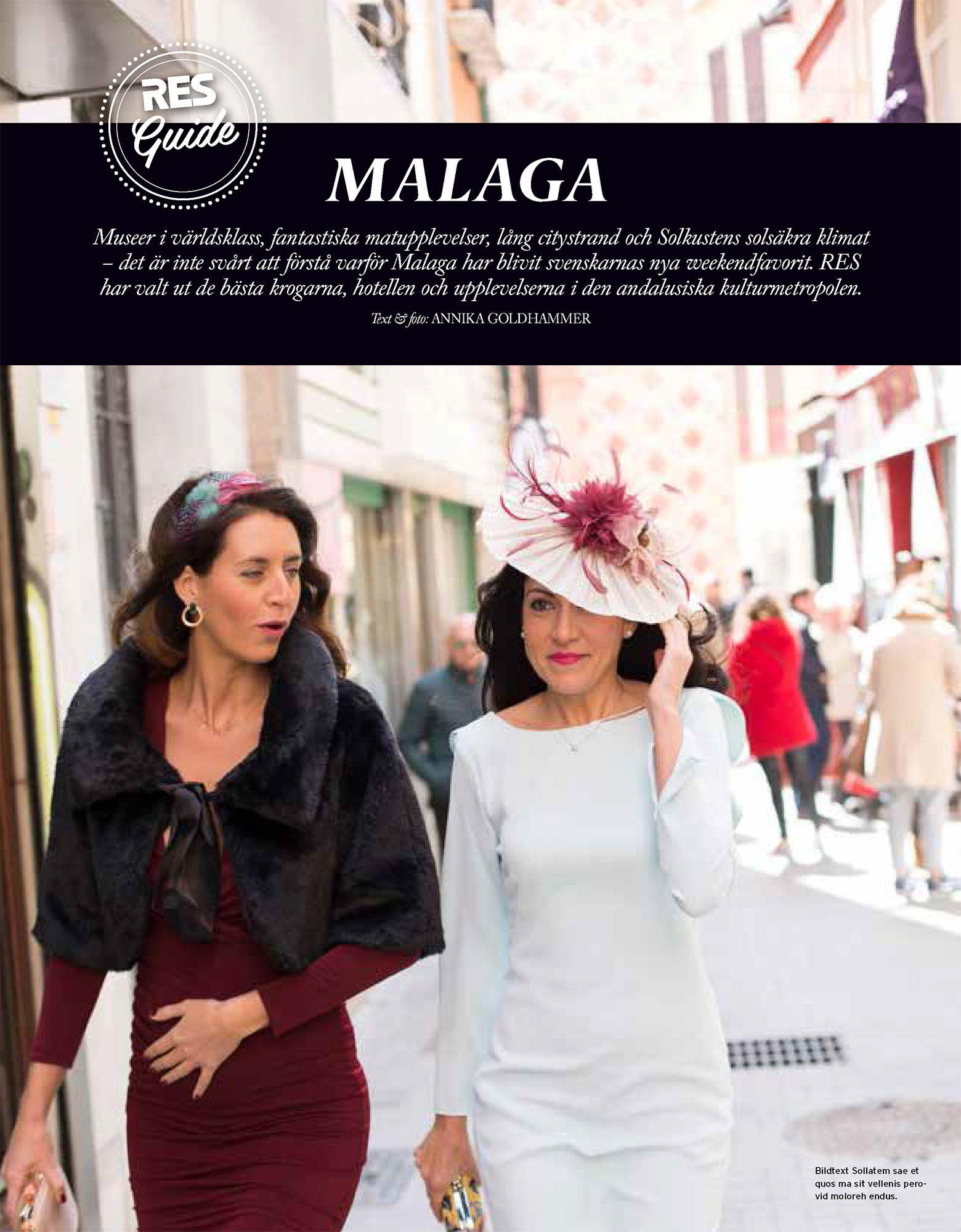 Cityguide Malaga – RES