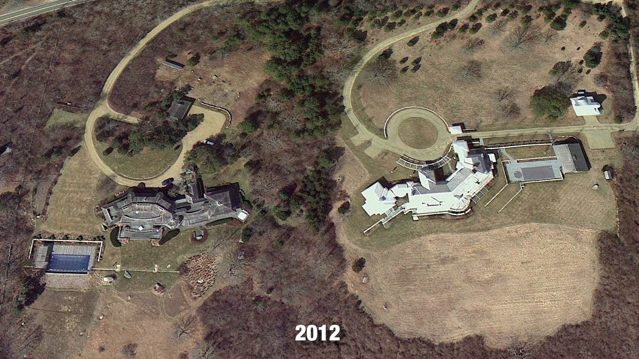 Copy of Satellite imagery by Google Earth