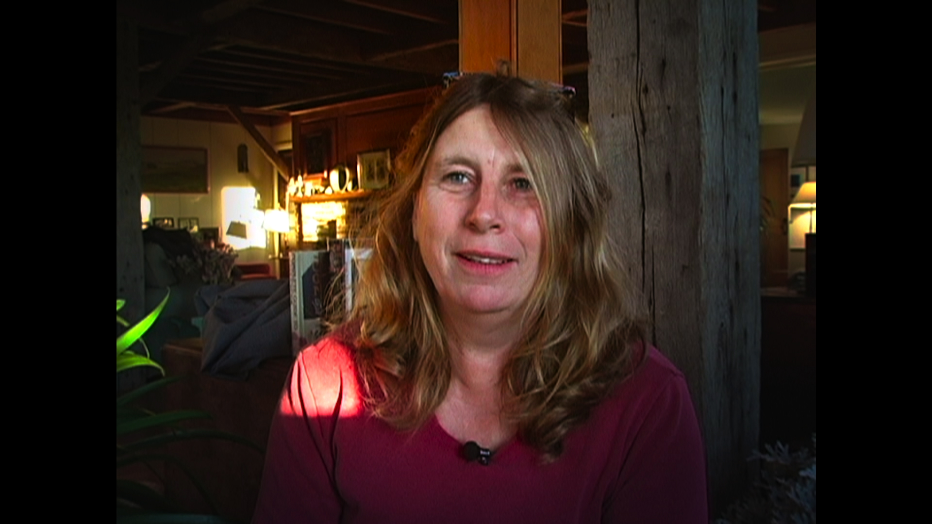 Clarissa Allen, farmer