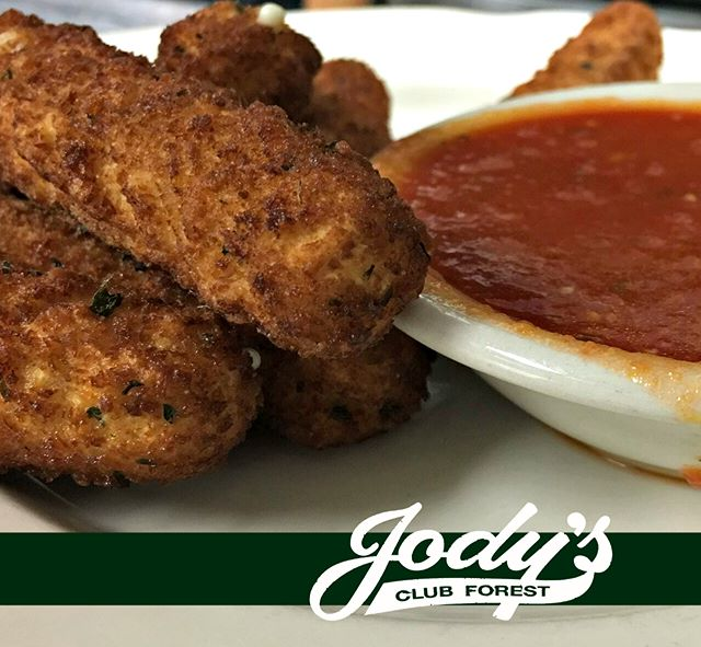 Crispy #MozzarellaSticks are the best way to start any meal.