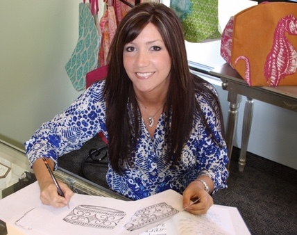 Friday Introductions: Heather Maertens Founder of Penny James Jewelry Co.