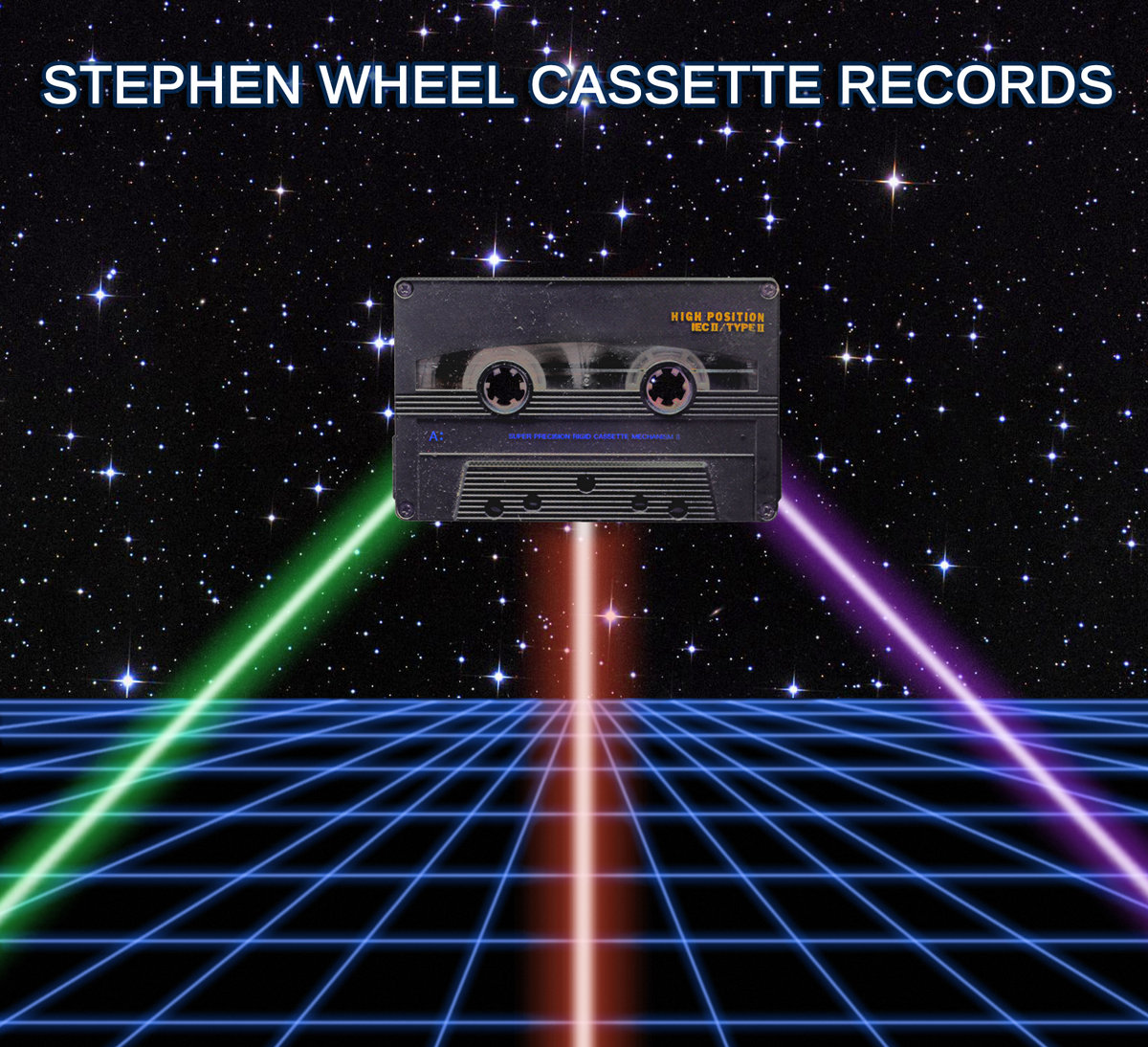 Stephen Wheel, Cassette Records