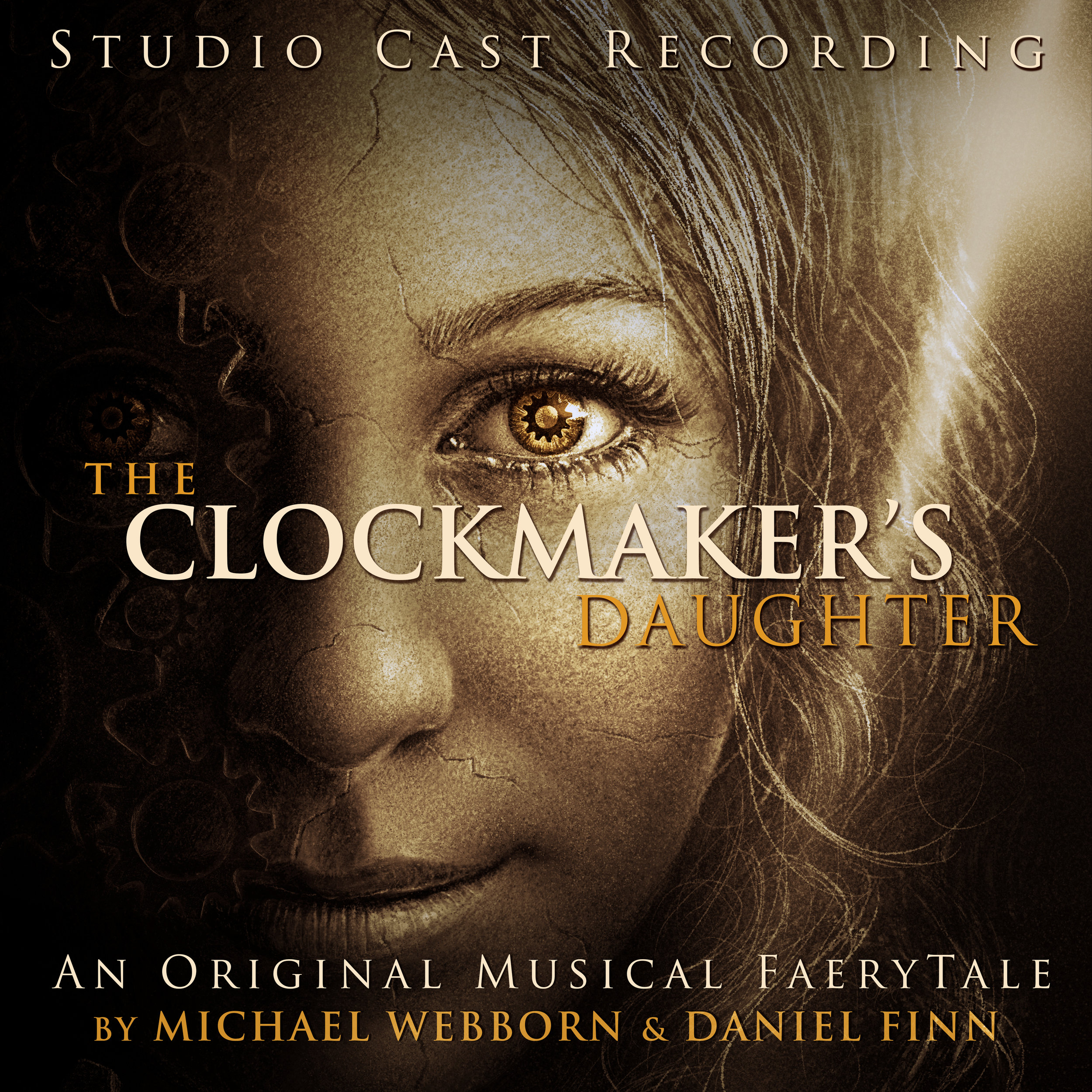 The Clockmaker's Daughter (Studio Cast Recording)