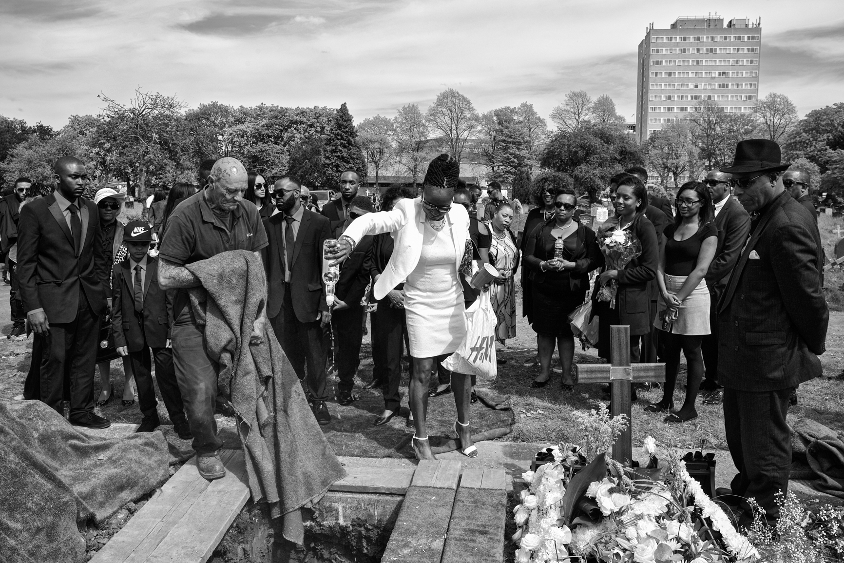 Jamaican Funeral