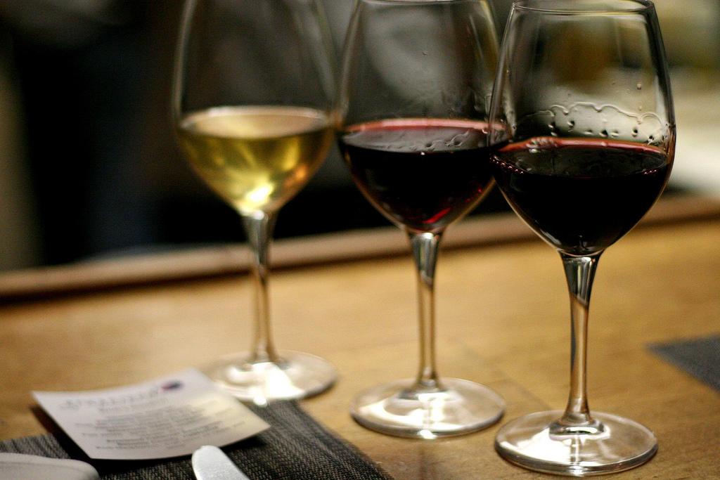 West Loop Chicago Wine Bar