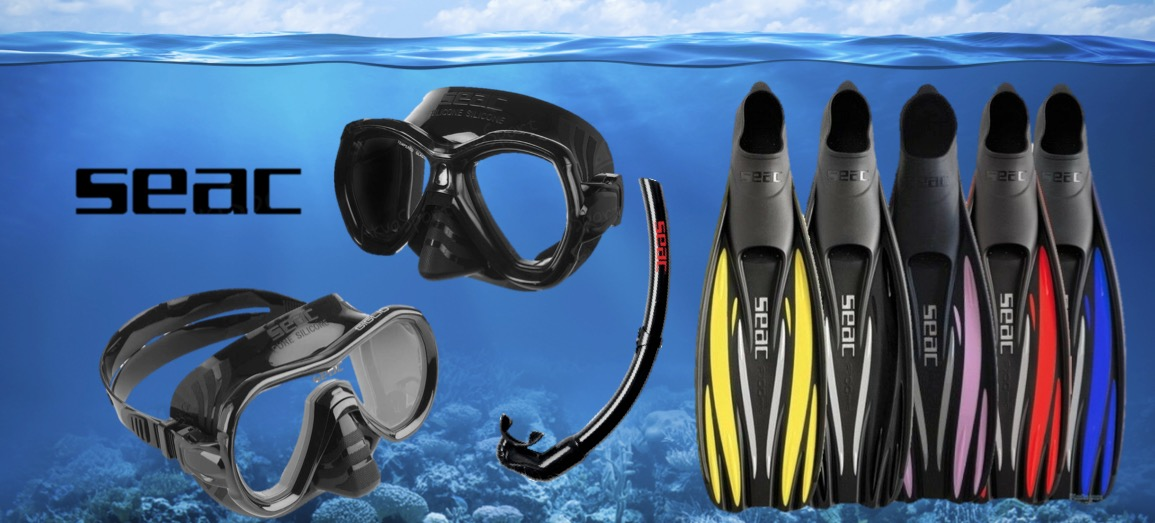 BUILD YOUR OWN MASK, FIN & SNORKEL KIT! - STARTING AT JUST $69!