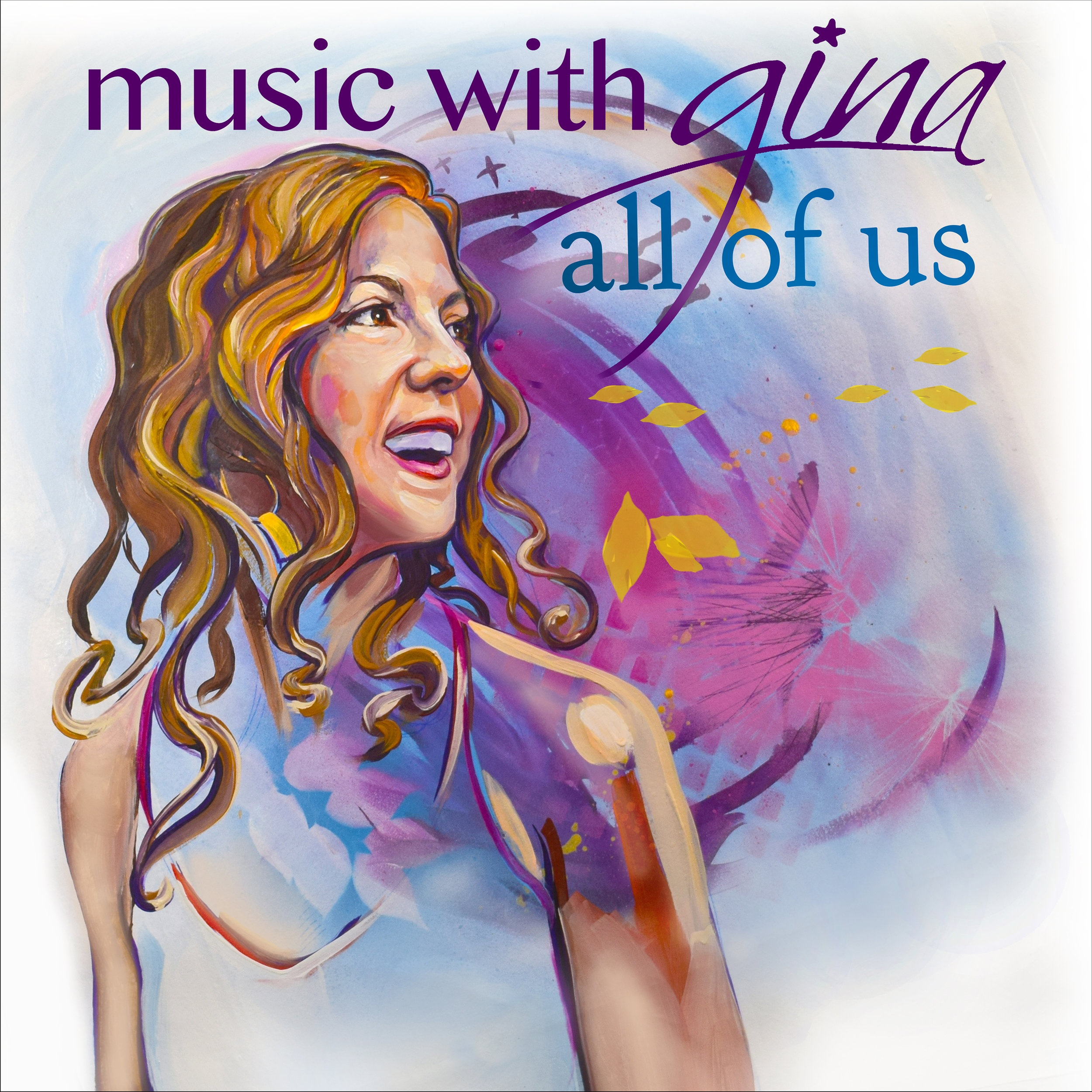 "Brand NEW RELEASE ""All of Us"" and WINNER of a GOLD award from Parents' Choice Committee 2019!!"