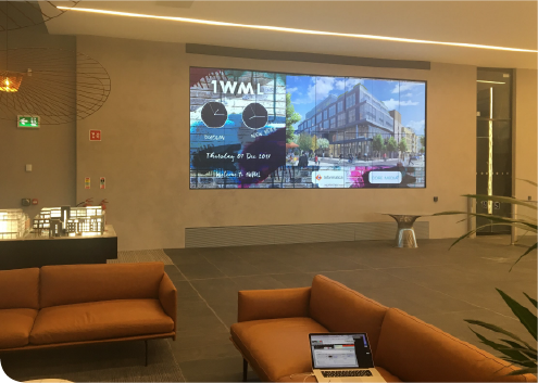 Video Wall Solutions -