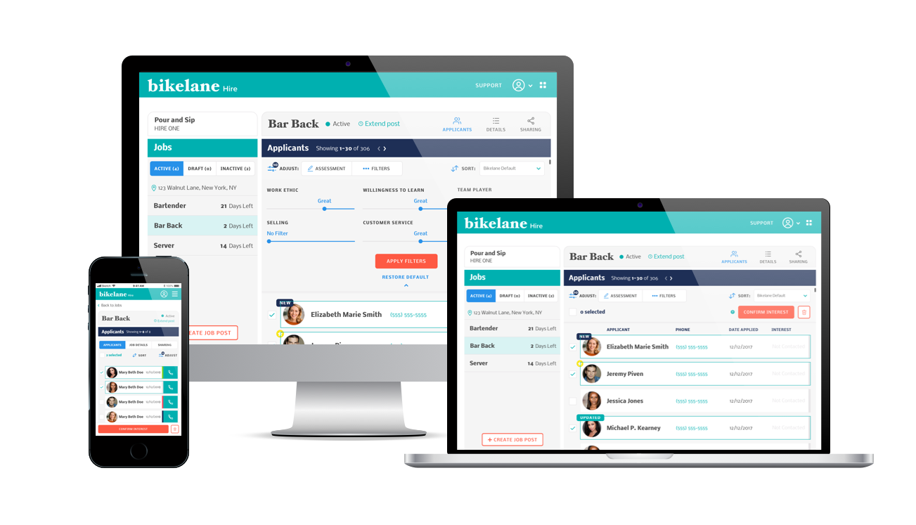 RESPONSIVE APPLICATION OF EMPLOYER EXPERIENCE