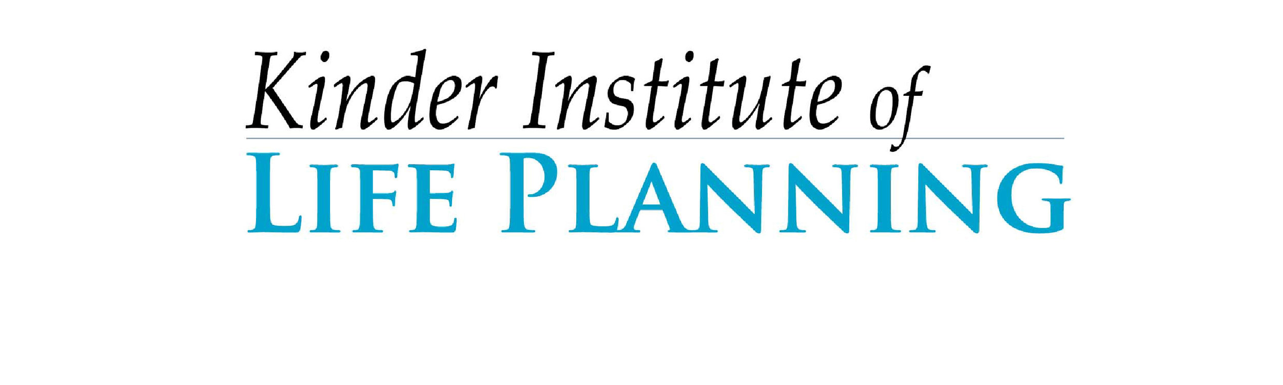 Kinder Institute of Life Planning