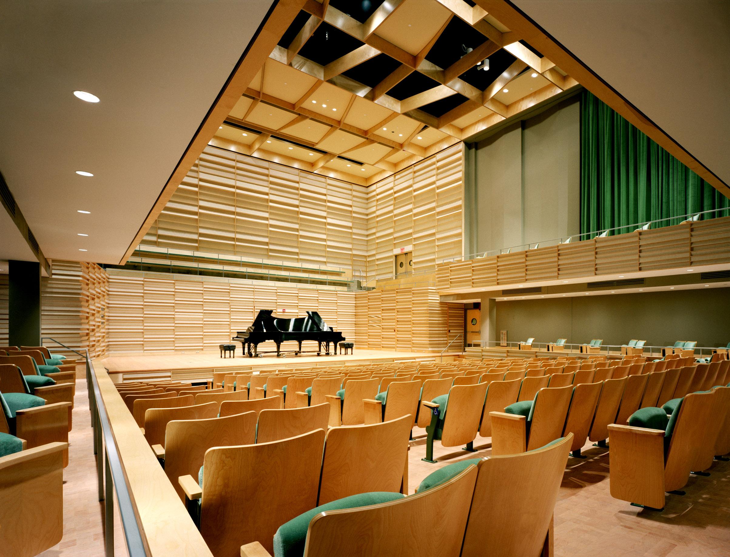 SUNY Fredonia - Mason Hall