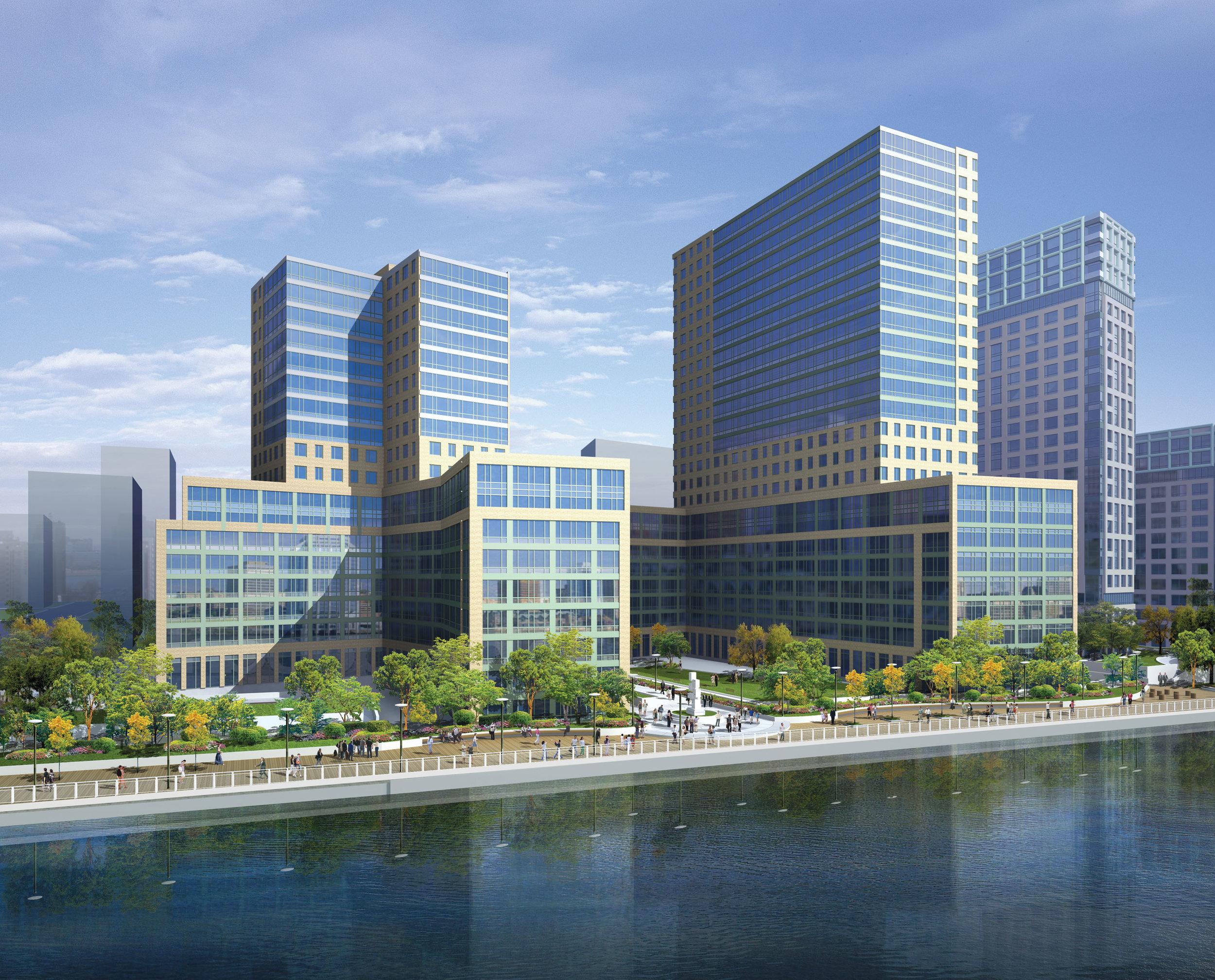 Williamsburg Waterfront Development