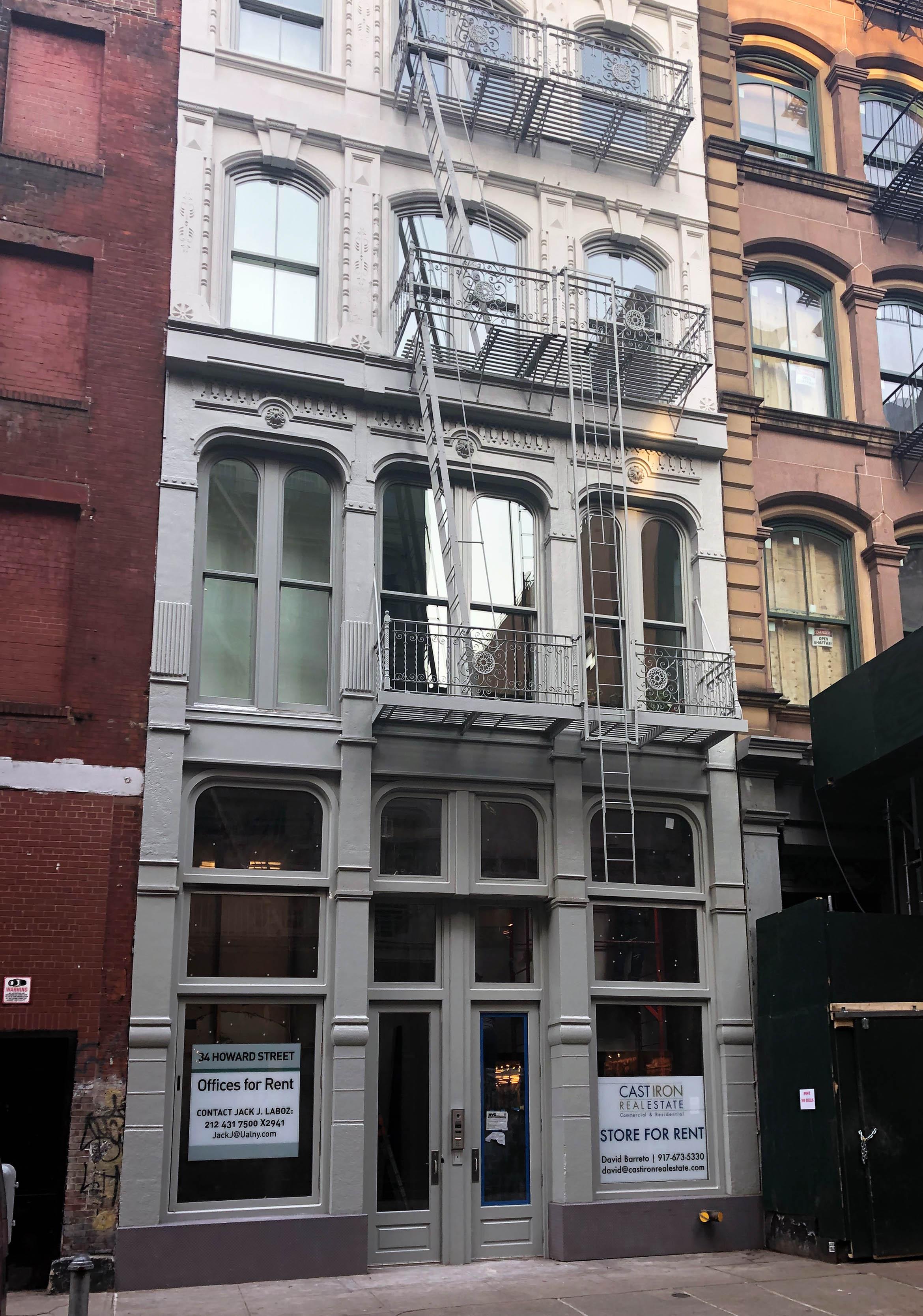 34 Howard Street