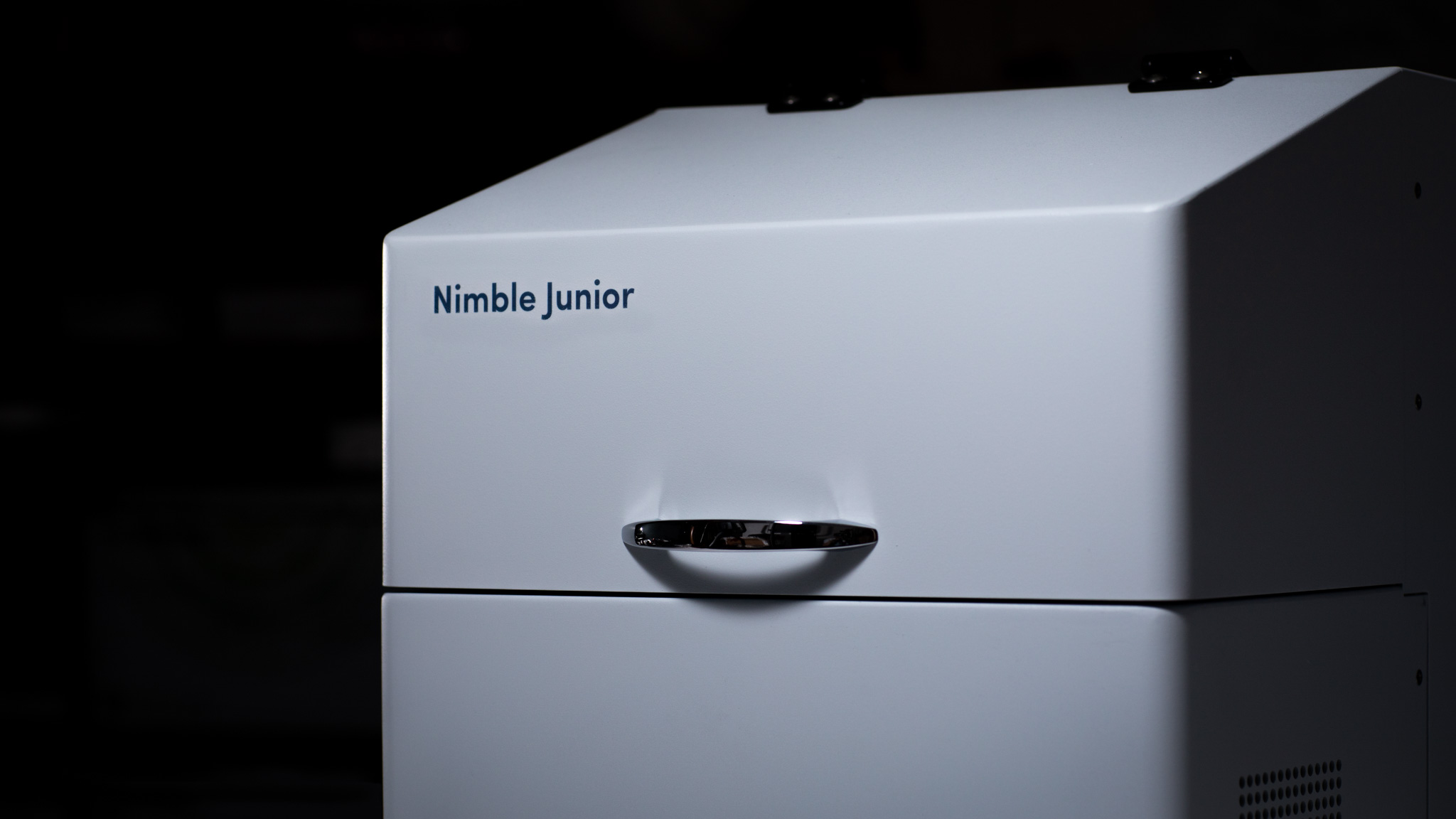 Nimble Junior - A high throughput system for evaluation of protein solubility