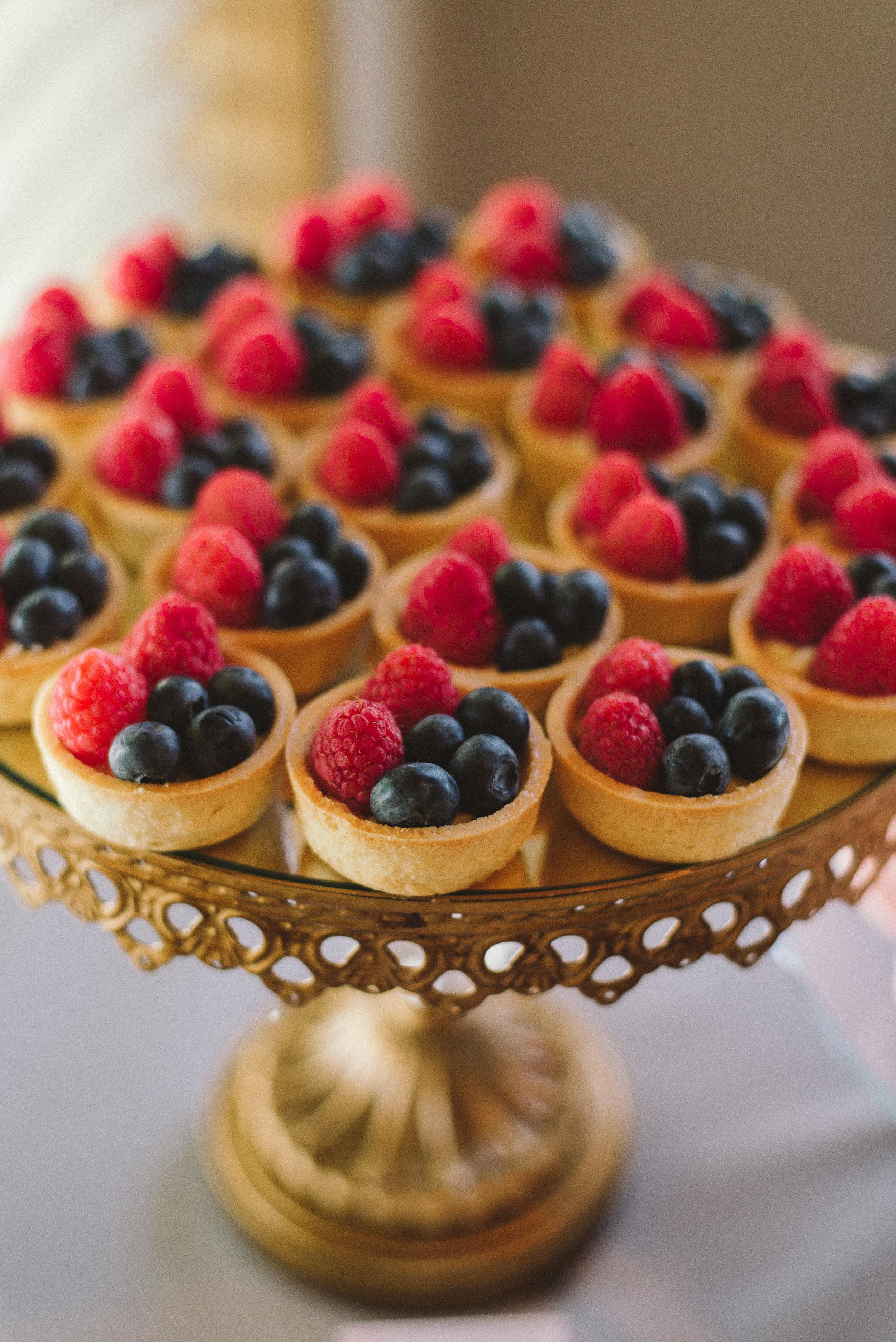 Mini dessert bar: Cocoa and Fig