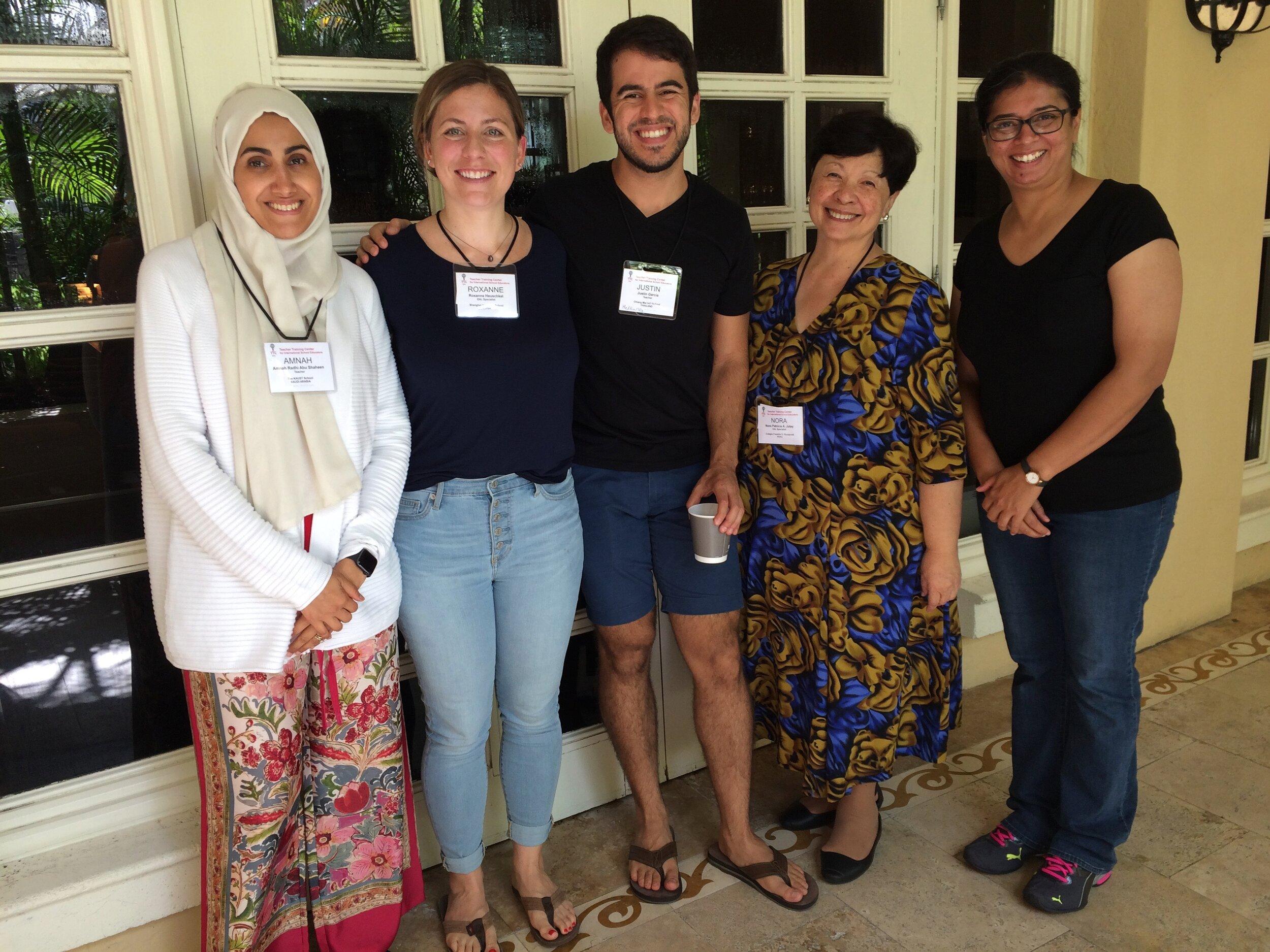 Amnah Abu Shaheen, Roxanne Heuschkel, Justin Garcia, Nora Jolay Koo, and Anu Chakraborty EAL.jpeg