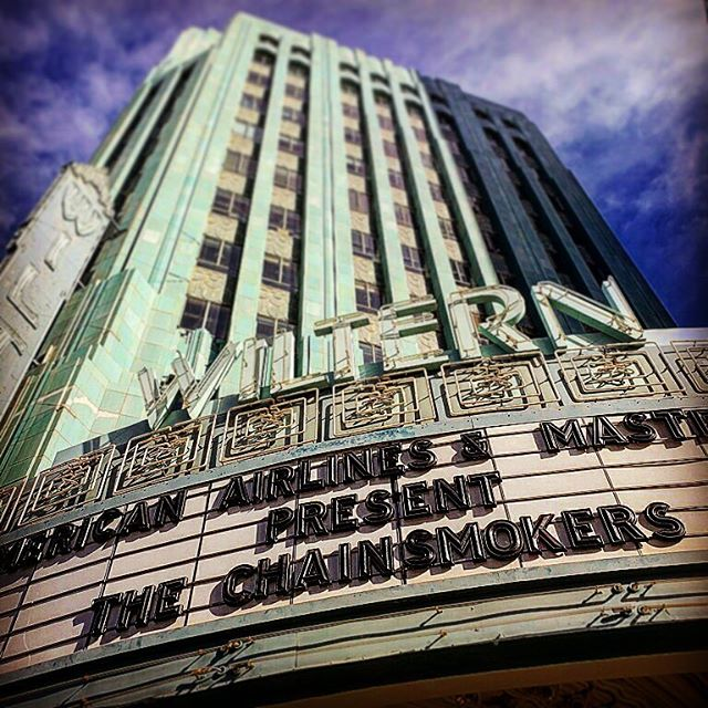 Excited for tonight in #la #losangeles #california #chainsmokers #thechainsmokers presented by @americanair and @mastercard #milesmakememories @thechainsmokers #wiltern
