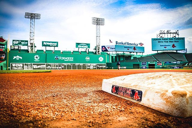 Hanging out at #fenwaypark today for some #Boston #baseball #mlb #allstarbreak #events #marketing #photography #sportsphotography #sportsphoto #redsox #bostonredsox