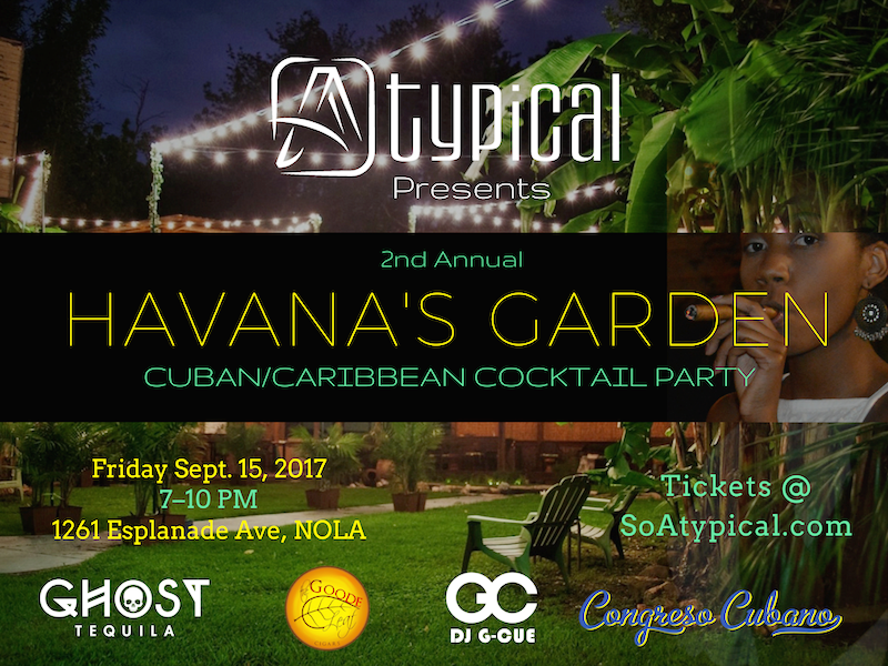 - A space unbothered by time, where we find the rhythms that live inside us all. A well-kept rendezvous point for the unpretentious, Havana's Garden mixes the sounds of today with Latin-Caribbean vibes perfect for the dance floor. On this night, we soaked in the thrilling, joyful, and liberating ambience of #HavanasGarden. [PICS]