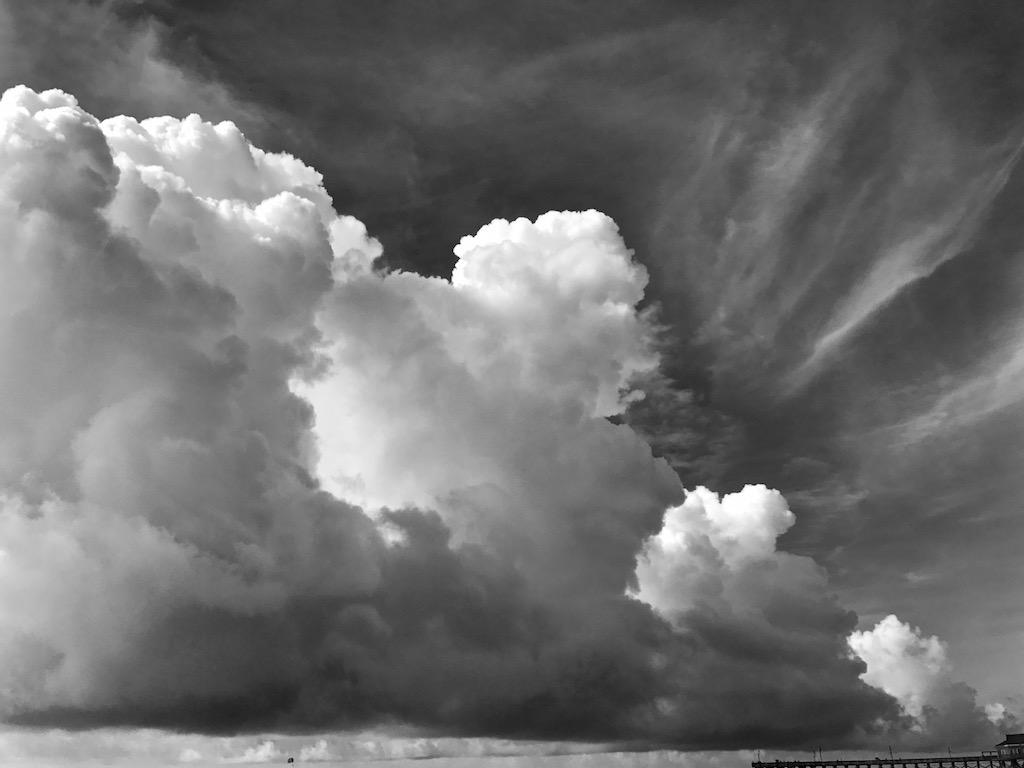 """Cloud Explosion"" by Nance Manderson"