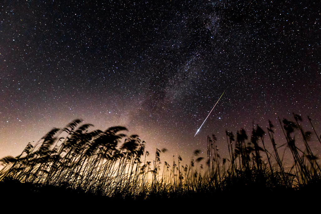 Shooting the Night Sky - A quick guide from the presentation by Jillisa Hope Milner