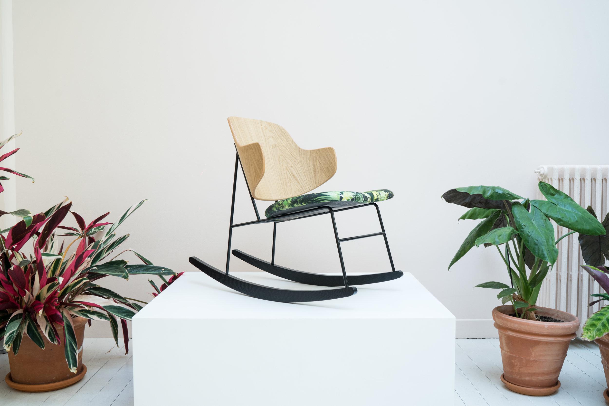 .... Le retour du rocking-chair ..The Rocking Chair Comeback .... -