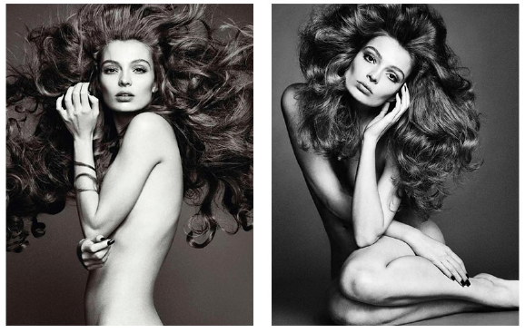 "Harper's Bazaar Belleza ""Estructuras Sublimes"" with Carola Remer"