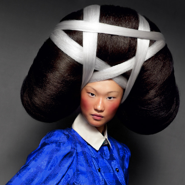 Project Hair :  Changjiao Miao People