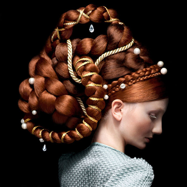 Project Hair  : Simonetta Vespucci