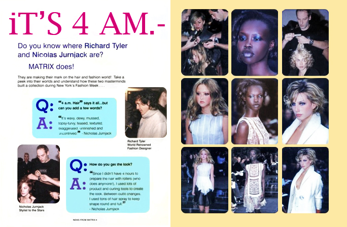 Richard-tyler-2001-fashion-week-nicolas-jurnjack-hair